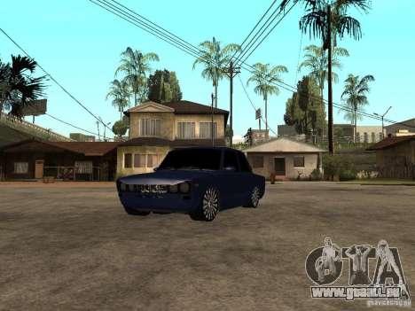 VAZ 2106 coupé pour GTA San Andreas
