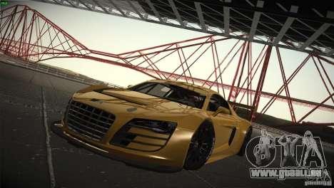 Audi R8 LMS für GTA San Andreas