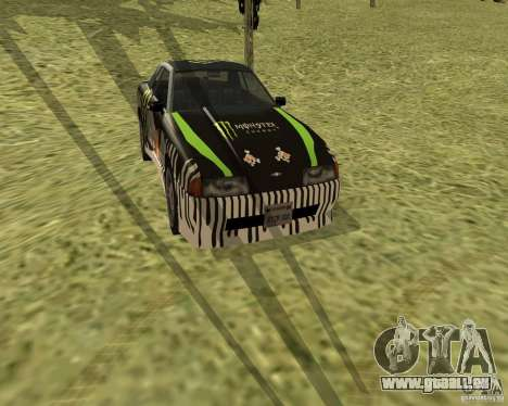 Monster Energy Vinyl pour GTA San Andreas