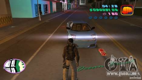 50 Cent Player für GTA Vice City Screenshot her