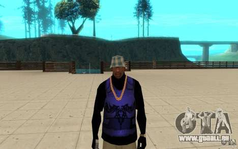 Bronik peau 2 pour GTA San Andreas