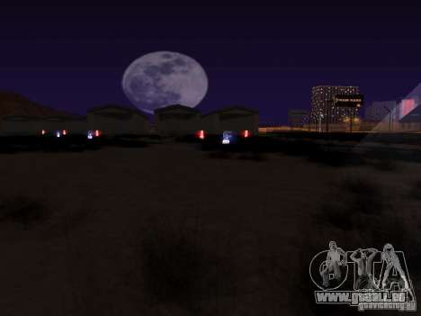 Feux de signalisation ferroviaire pour GTA San Andreas cinquième écran