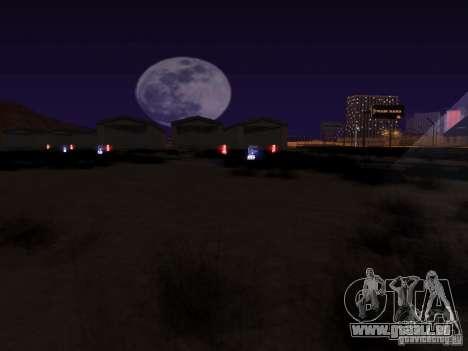 Eisenbahn-Ampel für GTA San Andreas fünften Screenshot