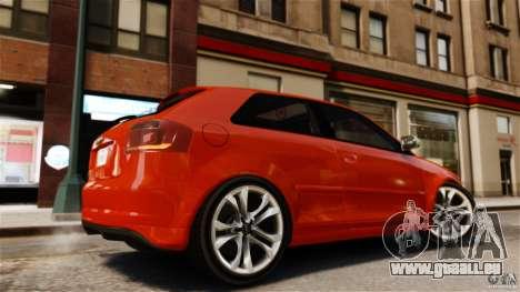 Audi S3 2010 v1.0 für GTA 4 linke Ansicht