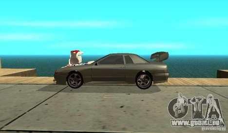Elegy v1.1 für GTA San Andreas linke Ansicht