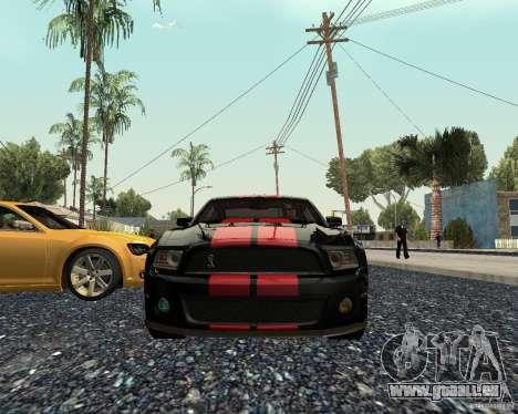 Star ENBSeries by Nikoo Bel SA-MP pour GTA San Andreas troisième écran