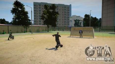 Kriminelle Russland RAGE V 1.3.1 für GTA 4 weiter Screenshot