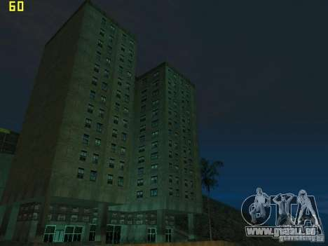GTA SA IV Los Santos Re-Textured Ciy für GTA San Andreas