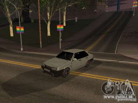 VAZ 21099 Turbo für GTA San Andreas