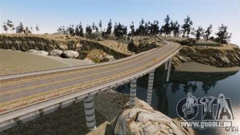 ROUTE 66 für GTA 4 zwölften Screenshot