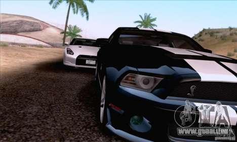 SA_nGine v1. 0 für GTA San Andreas dritten Screenshot