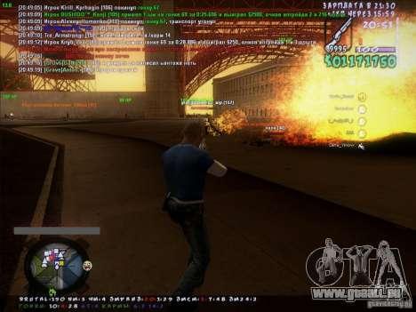 Eloras Realistic Graphics Edit für GTA San Andreas elften Screenshot