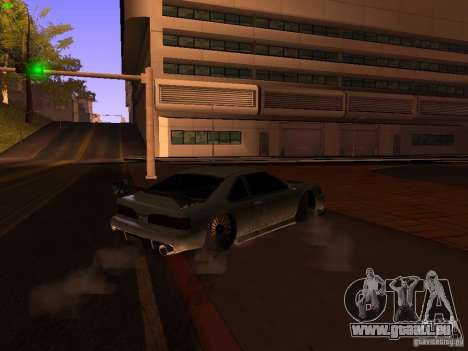 New Racing Style Fortune für GTA San Andreas linke Ansicht