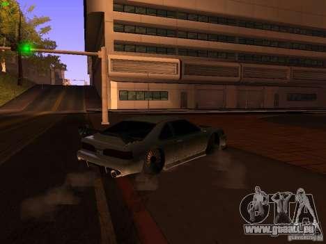 New Racing Style Fortune pour GTA San Andreas laissé vue