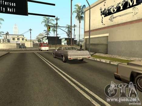 GFX Mod pour GTA San Andreas huitième écran