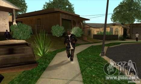 Grove Haut 1 Reihen für GTA San Andreas