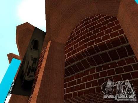 Neue Texturen Los Santos Stadium Forum für GTA San Andreas zweiten Screenshot