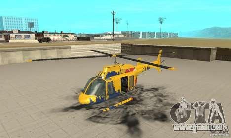 Der Sightseeing-Hubschrauber von Gta 4 für GTA San Andreas