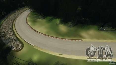 Nordschleife Circuit v1.0 [Beta] für GTA 4 fünften Screenshot