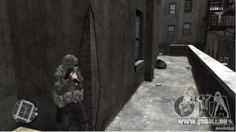 MW2 Ghost Diving Suit für GTA 4 weiter Screenshot
