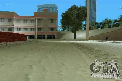 Snow Mod v2.0 für GTA Vice City zweiten Screenshot