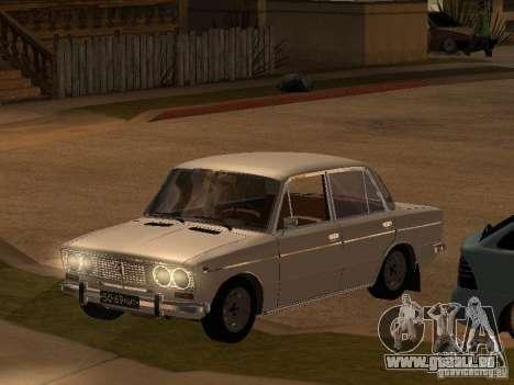 VAZ 2103 niedrige Classic für GTA San Andreas Seitenansicht