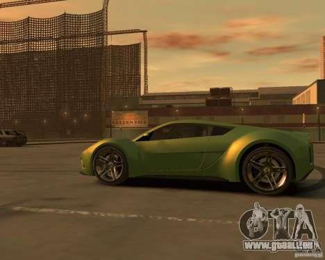2010 Saleen S5S Raptor pour GTA 4 est une gauche