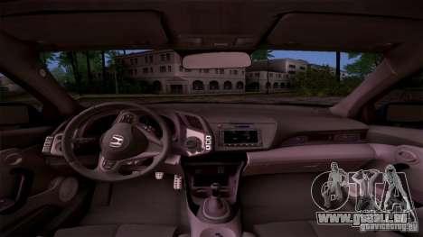 Honda CR-Z 2010 V3.0 pour GTA San Andreas vue de côté