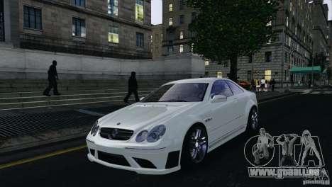 Mercedes-Benz CLK63 AMG pour GTA 4