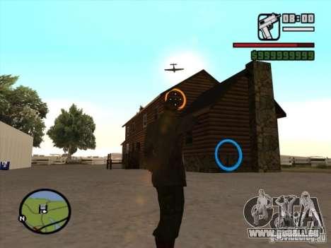 Portal Gun pour GTA San Andreas