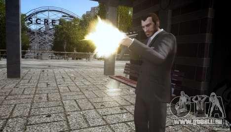 H&K MP5k pour GTA 4 troisième écran