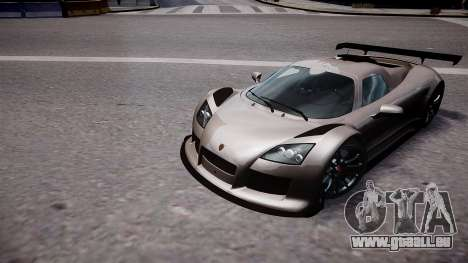 Gumpert Apollo Sport 2011 für GTA 4
