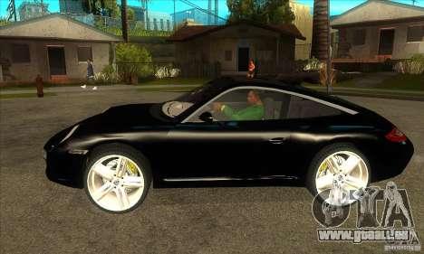 Porsche 911 Targa 4 für GTA San Andreas linke Ansicht