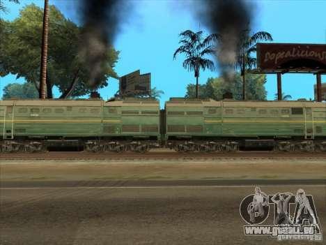 2te10v-3594 für GTA San Andreas Innenansicht