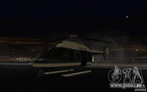 GTA IV Police Maverick für GTA San Andreas