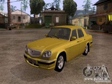 GAZ Wolga 31107 für GTA San Andreas