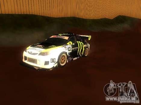 Moto Track Race pour GTA San Andreas troisième écran