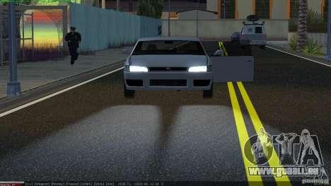 Nouveaux phares au xénon pour GTA San Andreas