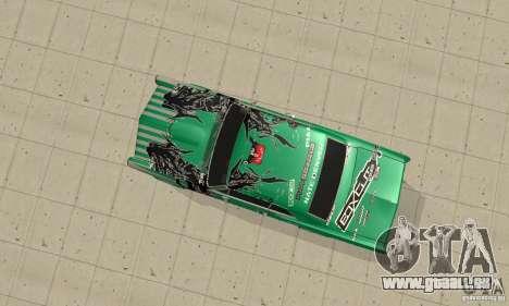 Pontiac GTO 1965 Speed King-NFS Pro Street für GTA San Andreas Innenansicht