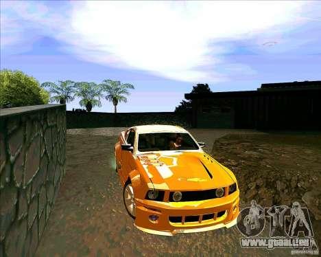 ENBseries V0.45 by 1989h für GTA San Andreas dritten Screenshot