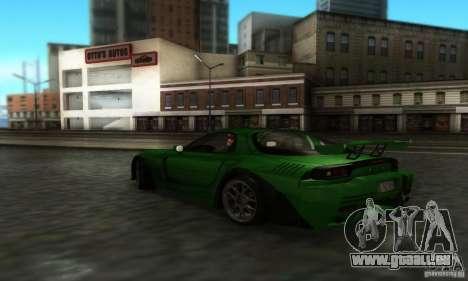 iPrend ENBSeries v1.3 Final für GTA San Andreas zweiten Screenshot