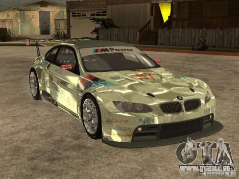 BMW M3 GT2 pour GTA San Andreas