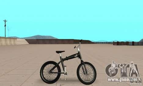 Puma MT Bike pour GTA San Andreas sur la vue arrière gauche