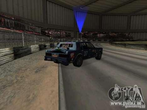 GreenWood Racer pour GTA San Andreas vue de côté