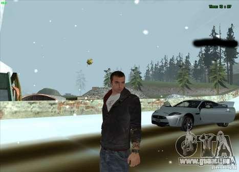 Desmond Miles für GTA San Andreas dritten Screenshot