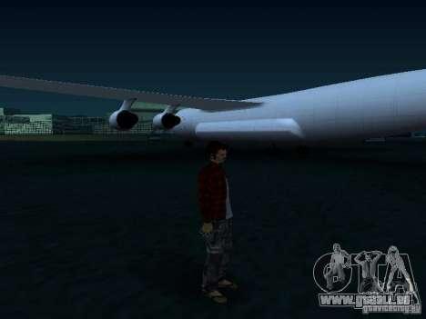 Véhicules neufs autour de l'État pour GTA San Andreas quatrième écran