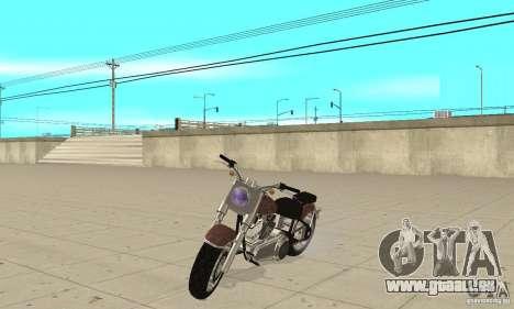 GTAIV Bobber für GTA San Andreas