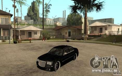 Chrysler 300C DUB pour GTA San Andreas