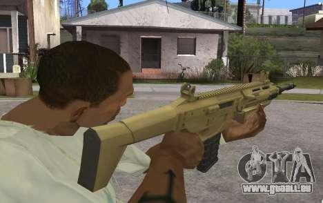 MSBS Radon für GTA San Andreas zweiten Screenshot