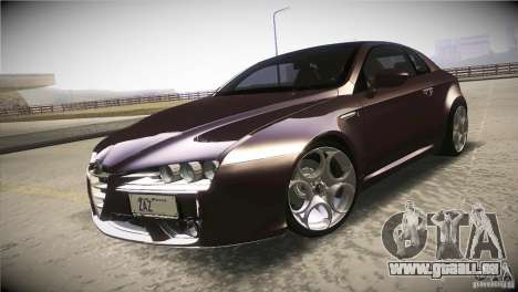 Alfa Romeo Brera Ti für GTA San Andreas Seitenansicht